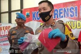 Polisi tangkap biduan dangdut karena terbukti konsumsi inex
