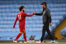 Jurgen Klopp tidak meragukan komitmen Mohamed Salah untuk Liverpool