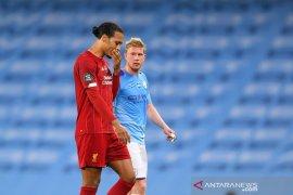 Klasemen Liga Inggris usai Liverpool pengar lantaran pesta juara