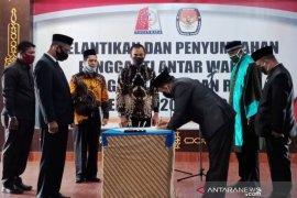 Muhajir Hasballah dan Mizwan gantikan Idris serta Ahmad Husaini di KIP Nagan Raya