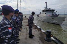 TNI AL kerahkan KAL Pelawan perkuat keamanan laut di Karimun