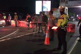 Penutupan sejumlah titik jalan di Kota Bandung di percepat saat libur Idul Adha