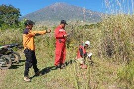 BTNGR Lombok siaga kebakaran hutan dan lahan Gunung Rinjani