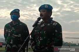 Terkait prajurit gugur, Panglima TNI akan evaluasi taktis di lapangan