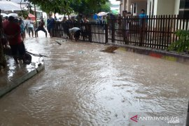 Banjir melanda Desa Mohungo-Boalemo