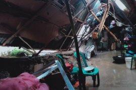 Satu orang terluka akibat longsor kompleks Benteng Otanaha Gorontalo