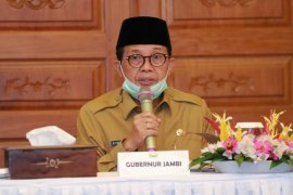 Gubernur: pencegahan dan penanggulangan karhutla terus ditingkatkan