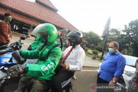 Pemkot Bandung minta aplikator dan pengemudi ojol lakukan tes usap