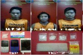 Sopir taksi daring kendalikan jaringan pengedar narkoba di Kalsel