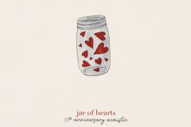 "Christina Perri rilis ""Jar of Hearts"" versi akustik"