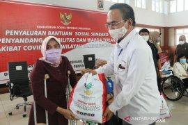 Bansos Kemensos jangkau penyandang disabilitas di Bandung Raya