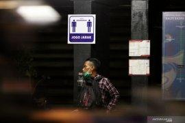 Tambahan kasus COVID-19 di Jawa Timur