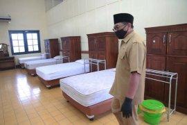 Rumah isolasi penanganan pasien corona di Kota Malang siap digunakan