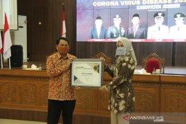 Jember raih penghargaan BPS atas partisipasi tertinggi sensus daring