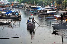 Nelayan Karangantu keluhkan bantuan Pemkot Serang belum juga cair