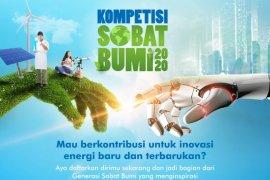 Pertamina sediakan hadiah kompetisi Sobat Bumi total Rp900 Juta