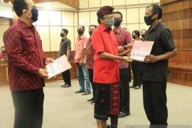 Bali salurkan stimulus ekonomi untuk 43.000 UMKM