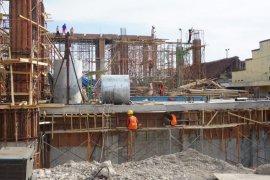 Pembangunan rumah pompa Petekan di  Surabaya ditarget selesai Desember 2020