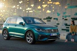SUV VW Tiguan kini tersedia versi listrik