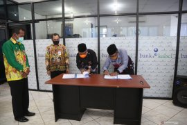 Bank Kalsel fasilitasi setoran retribusi pengujian kendaraan secara online