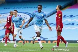 Liga Inggris: Manchester City siap tawarkan kontrak baru untuk Raheem Sterling