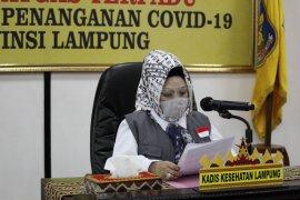 Dinkes Lampung telah periksa 2.640 sampel uji usap pasien COVID-19