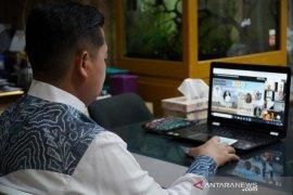 Wali Kota Ibnu Sina jadi narasumber diskusi online kajian ekonomi,