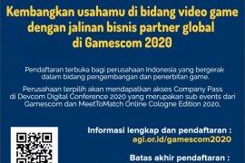 Pengembang game lokal diajak ikut subevent internasional dari Gamescom 2020