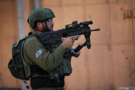 Warga Palestina cedera akibat bentrok dengan pasukan Israel di Hebron