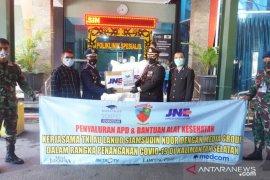 RS Bhayangkara Banjarmasin terima bantuan Alkes COVID-19