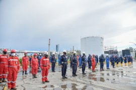 Pertamina RU VII gelar Grand Safety Talk