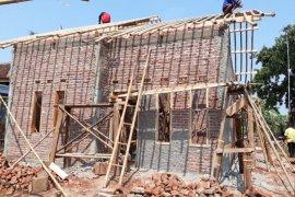Realisasi program bedah rumah Kementerian PUPR per Agustus 2020 capai 70 persen