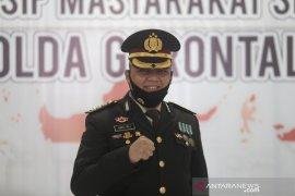 31 tahanan Polres Gorontalo Kota dipindahkan karena banjir