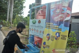 Sumsel kebut penyadaran warga melalui Kampung Tangkal COVID-19