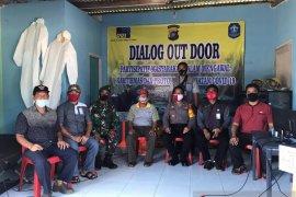 Polsek Sungailiat maksimalkan pencegahan COVID-19 melalui Kampung Tegep Mandiri