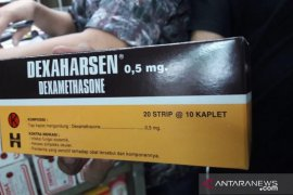 Jepang setujui dexamethasone sebagai obat COVID-19
