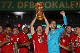Bayern Muenchen menangi gelar kedua juarai Piala Jerman