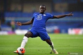 Chelsea konfirmasi pemain tengah N'golo Kante cedera