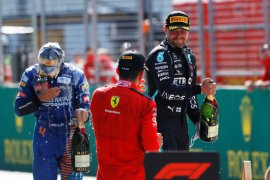 Bottas juara seri pembuka F1 di Austria setelah drama penalti Lewis Hamilton