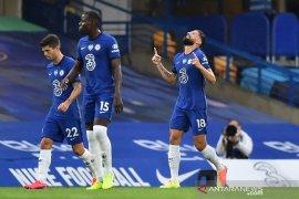Chelsea amankan kembali posisi empat besar setelah hajar Watford