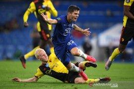 Kontribusi Pulisic di Chelsea disanjung Lampard