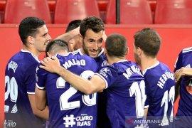 Liga Spanyol - Valladolid petik kemenangan perdana Athletic Bilbao 2-1