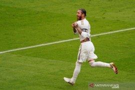 Ramos tegaskan Real Madrid juara bukan karena bantuan wasit