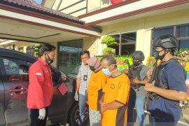 Kasus penggelapan mobil diungkap Polres Bangka Barat
