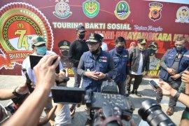Ridwan Kamil minta warga Pangandaran tetap waspadai ancaman corona