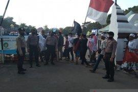 Ratusan polisi kawal Apel Akbar Forum Lintas Ormas Banten