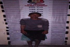 Pelaku pencurian sepeda motor ditangkap Polisi Pangkalan Brandan Langkat