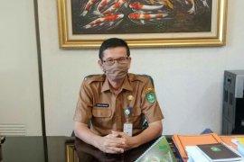 Di Kecamatan Bukit Batu, Disdagperin Bengkalis salurkan 2.773 paket sembako pasar murah