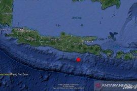 Gempa 5,3 magnitudo terjadi di Blitar