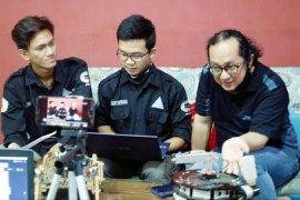 Fakultas Teknik Untan kenalkan teknologi robot ke siswa secara daring